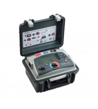 MIT525-UK Insulation Tester 5kV IRT, IR, IR(t), DAR, PI, DD, SV, Ramp, USB, UK plug 1001-939 Megger