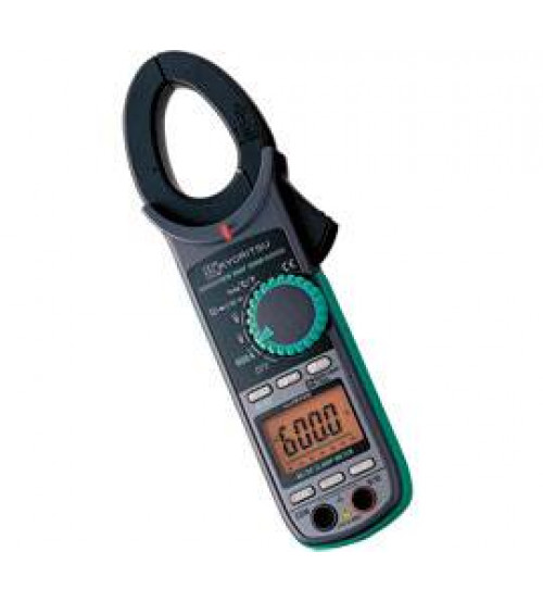 AC/DC Digital Clamp Meters