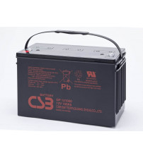 GP121000 / CSB VRLA Battery 12V 100AH
