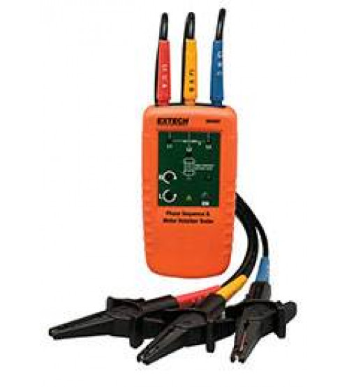 480403: Motor Rotation and 3-Phase Tester